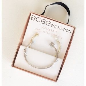 New BCBGeneration Set of Two Bracelets Boxed Set